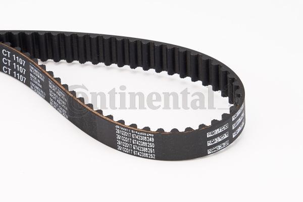 Steuerriemen CT1107 CONTITECH HTDA7928000M19 in Original Qualität
