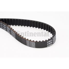 Zahnriemen Breite: 19mm mit OEM-Nummer MD300473