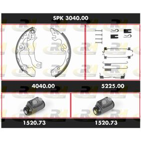 ROADHOUSE Super Precision Kit SPK 3040.00 Bremsensatz, Trommelbremse