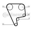 Camshaft belt CONTITECH CT773 Teeth Quant.: 124