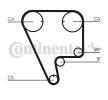 OEM CONTITECH CT794 HONDA CR-V Timing belt kit