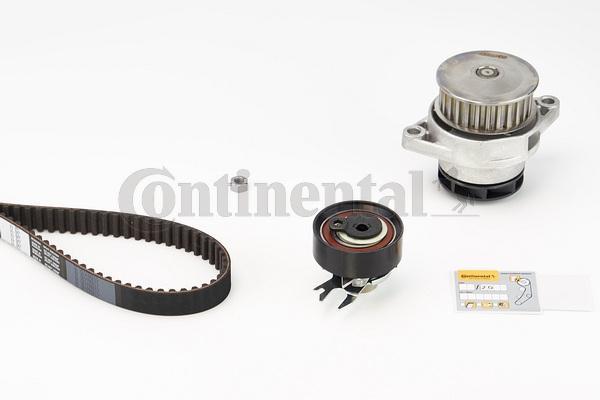 Zahnriemen Kit + Wasserpumpe CT847WP1 CONTITECH CT847WP1 in Original Qualität