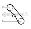 CONTITECH CT861K1 Kit cinta distribuzione LANCIA THEMA ac 2012