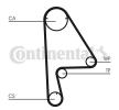 OEM CONTITECH CT863 HONDA CR-V Cam belt kit