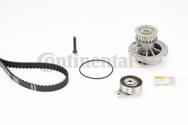 Zahnriemen Kit + Wasserpumpe CT874WP1 CONTITECH CT874K1 in Original Qualität