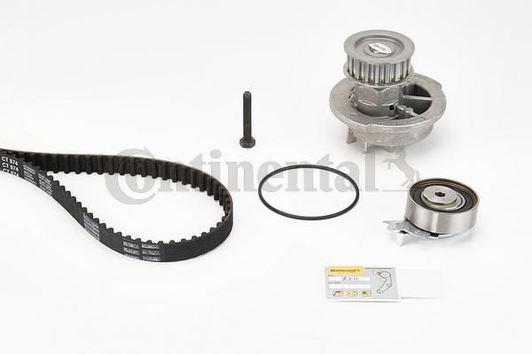 Zahnriemen Kit + Wasserpumpe CT874WP5 CONTITECH CT874WP5 in Original Qualität