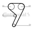 Fogasszíj készlet: CONTITECH CT881K3