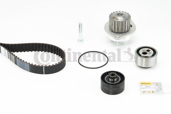 Wasserpumpe + Zahnriemenkit CT906WP1 CONTITECH CT906K1 in Original Qualität
