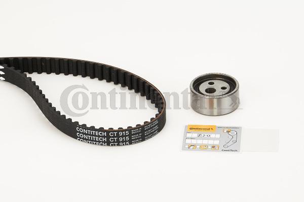 Zahnriemenkit CT915K1 CONTITECH CT915 in Original Qualität