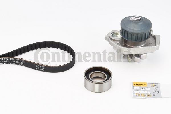 Zahnriemen Kit + Wasserpumpe CT927WP1 CONTITECH CT927K1 in Original Qualität