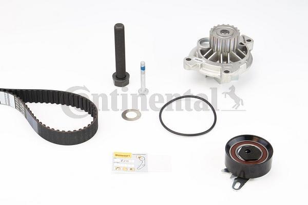 Zahnriemen Kit + Wasserpumpe CT939WP6 CONTITECH CT939K3 in Original Qualität