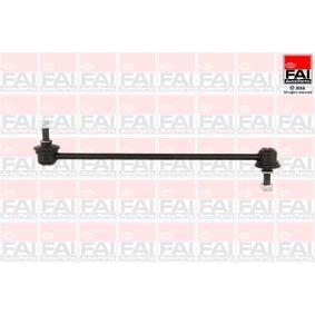 Brat / bieleta suspensie, stabilizator Lungime: 298mm cu OEM Numar 3M51-3B438-AC