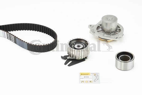 Zahnriemen Kit + Wasserpumpe CT968WP1 CONTITECH CT968K1 in Original Qualität