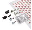 OEM Guide Sleeve Kit, brake caliper TRW 12124284 for HYUNDAI