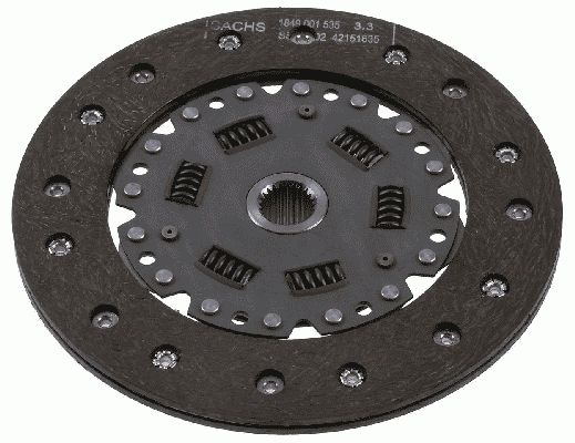 Clutch Disc SACHS 1861 271 236 rating