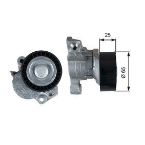 Polo 6r 1.4TDI Riemenspanner, Keilrippenriemen GATES T39357 (1.4 TDI Diesel 2015 CYZB)