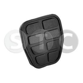 Brake Pedal Pad with OEM Number 321 721 173
