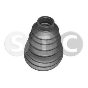 Faltenbalgsatz, Antriebswelle Höhe: 146mm, Innendurchmesser 2: 29mm, Innendurchmesser 2: 97mm mit OEM-Nummer 7M0 498 203