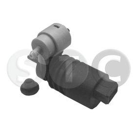 Pompa acqua lavaggio, Pulizia cristalli Tensione: 12V, N° raccordi: 2 con OEM Numero 71740942