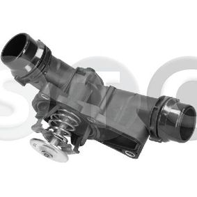 Thermostat, coolant with OEM Number 11 537 509 227