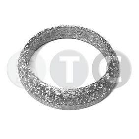 Dichtring, Abgasrohr Innendurchmesser: 52mm, Ø: 66mm mit OEM-Nummer 82002-28590
