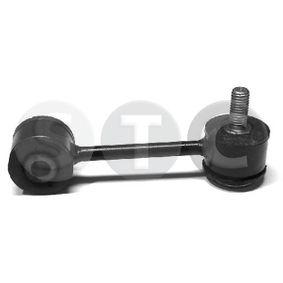 Rod / Strut, stabiliser Length: 105mm with OEM Number 1J0.411.315G