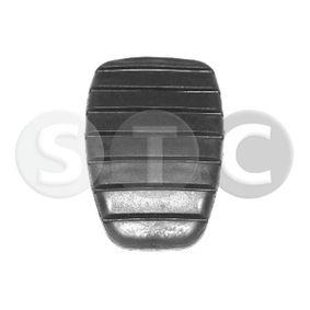 Pedalbelag, Bremspedal T404717 CLIO 2 (BB0/1/2, CB0/1/2) 1.5 dCi Bj 2016