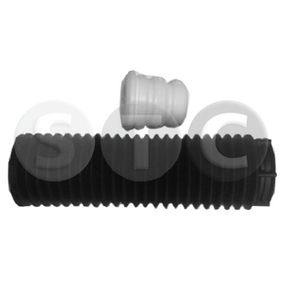 Rubber Buffer, suspension Height: 243mm with OEM Number BP4K-34-0A5B