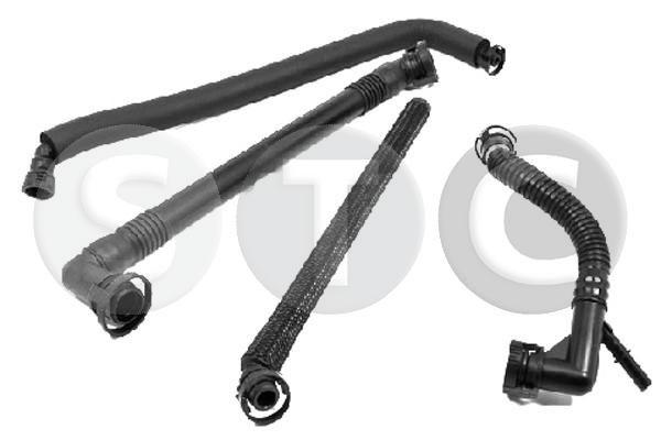 STC  T409489 Rohrleitung, AGR-Ventil