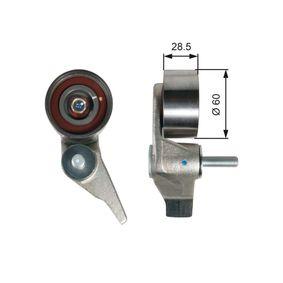 Spannrolle, Zahnriemen Ø: 60mm mit OEM-Nummer 1145A079