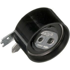 Tensioner Pulley, timing belt Ø: 60mm with OEM Number 130708047R