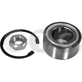 Radlagersatz Ø: 82mm, Innendurchmesser: 42mm mit OEM-Nummer 1606623580