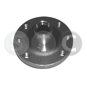 Radnabe Ø: 121mm, Zähnez.: 23 mit OEM-Nummer 7700415122