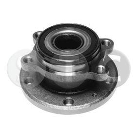 Moyeu de roue Ø: 136mm, Nbr. dents: 36 avec OEM numéro 5K0498621