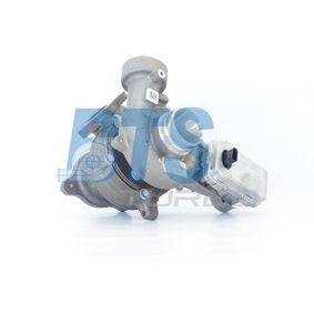 Turbolader Euro5/Euro6 mit OEM-Nummer 6510900586