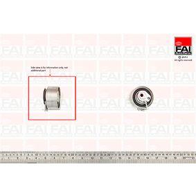 Spannrolle, Zahnriemen Ø: 59mm mit OEM-Nummer 1307 015 64R