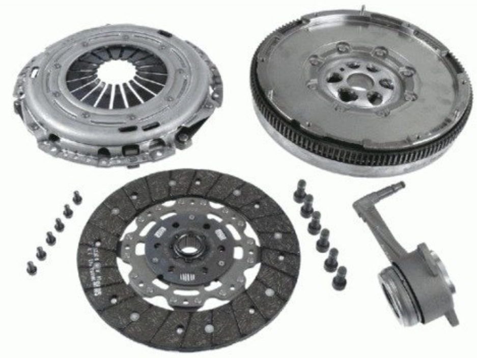 Complete clutch kit SACHS 2290 601 018 rating