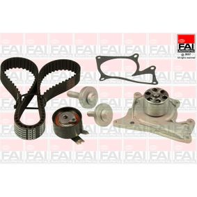 Water pump and timing belt kit TBK357-6515 Clio 4 (BH_) 1.5 dCi 110 MY 2019