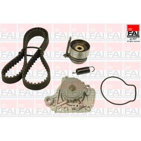 Honda Civic eu7 1.6i Wasserpumpe + Zahnriemensatz FAI AutoParts TBK503-6270 (1.6 i Benzin 2004 D16W7)