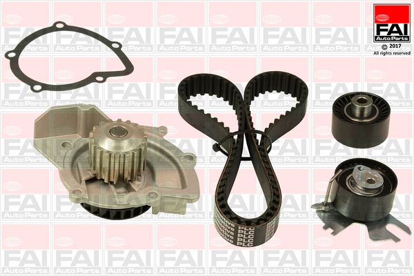 FAI AutoParts  TBK537-6595 Water pump and timing belt kit
