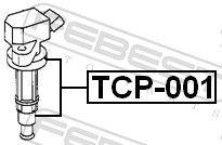 Stecker, Zündspule FEBEST TCP-001 Bewertung