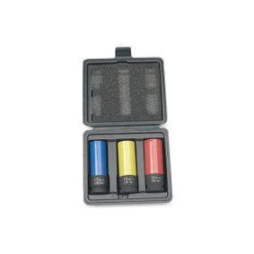 Socket wrench kit, nuts / bolts TEX1014