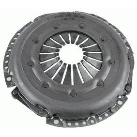 SACHS Kupplungsdruckplatte 3082 000 555 für AUDI A4 (8E2, B6) 1.9 TDI ab Baujahr 11.2000, 130 PS