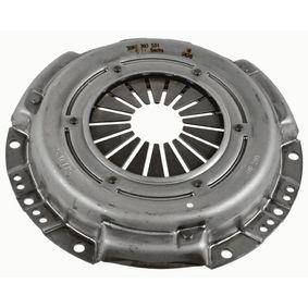 Kupplungsdruckplatte 3082 303 531 323 P V (BA) 1.3 16V Bj 1996