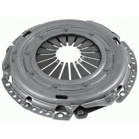 Clutch Pressure Plate with OEM Number 1 307 676