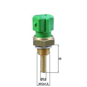 Sensore, Temperatura refrigerante N° poli: 2a... poli con OEM Numero 1362 2 242 184