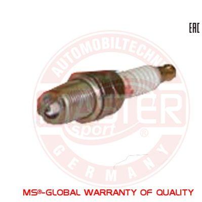 MASTER-SPORT  U-SERIE-MS-14 Spark Plug Electrode Gap: 1,1mm