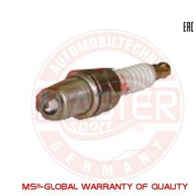 Spark Plug Electrode Gap: 1,1mm with OEM Number MS 851 728