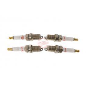 Spark Plug Electrode Gap: 0,8mm with OEM Number 7571541