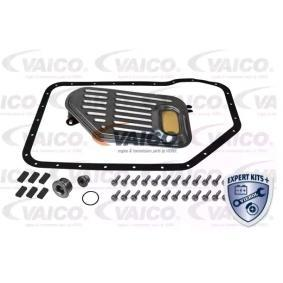 Teilesatz, Ölwechsel-Automatikgetriebe VW PASSAT Variant (3B6) 1.9 TDI 130 PS ab 11.2000 VAICO Teilesatz, Ölwechsel-Automatikgetriebe (V10-3213-BEK) für